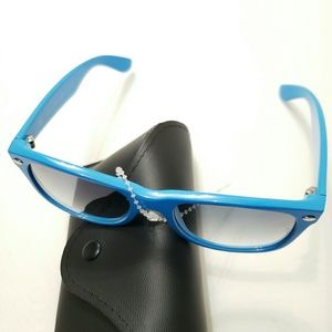Ray-Ban Blue New Wayfarer Unisex Great Condition